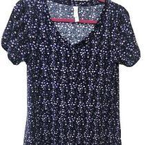 Lularoe Christy Top Nwot Size S Purple Photo