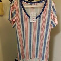 Lulroe Christy Size S Red White and Blue Top. New With Tag. Photo