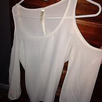Lulu Cold Shoulder Top  Photo