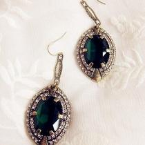 Lulu Frost Absinthe Green Earrings  Photo
