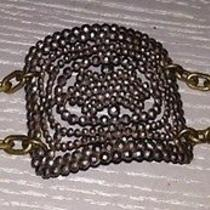 Lulu Frost Victorian Cut Steel Bracelet 362 Photo