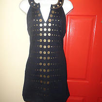 Lulu Grommet Dress Size Medium Photo