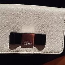 Lulu Guinness Cell or Smart Phone Wallet Crossbody Clutch Pouch Purse Photo