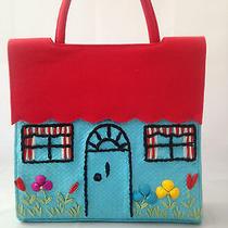 Lulu Guinness Collectable House Handbag Photo