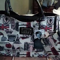 Lulu Guinness White City   Ring Satchel  Look Photo