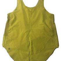 Lulu Lemon Small Yellow Tank Top Photo