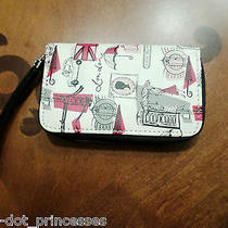 Lulu Lulu Guinness London Wristlet Wallet Cell Phone Case for Iphone 4/4s Nwot Photo