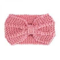 Lulu Pink Fashionable Women's Headwrap 100% Acrylic Photo