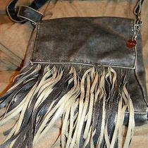 Lulu Purse Fringe Rock  Photo