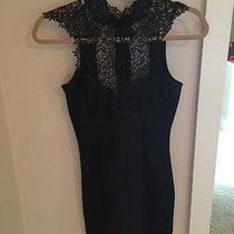Lulu's Black Lace Dress Photo
