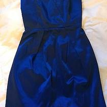 Lulu's Junior's Blue Formal Short Dress Size Small Photo