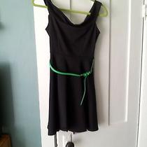 Lulu's Lbd With Green Belt Photo