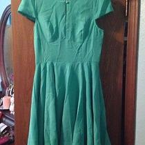 Lulu's Medium Jade Dress Photo