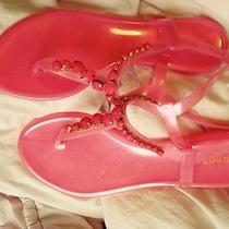 Lulu Sandals Sz 7 Photo