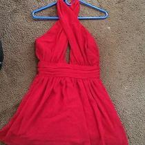 Lulu Short Red Dress Size Small Photo