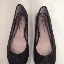 Lulu Townsend Sequin Flats Photo