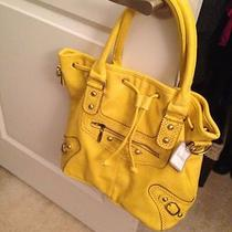 Lulu Yellow Summer Bag Photo