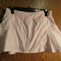 Lululemon 6 Run in the Sun Skirt Blush Quartz Euc Beautiful Photo