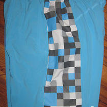 Lululemon Athletica Teal/aqua Outdoor Adventure Hike/bike/walk Shorts Euc  S Photo