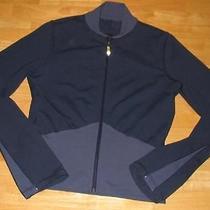 Lululemon Dance Sole Jacket Size 6 in Midnight Blue Free Lulu Tote   Photo