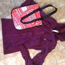 Lululemon Dance Studio Jacket Iii Plum 6 Nwot & Lulu Tote Sold Out Reversible Photo