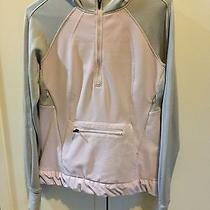 Lululemon Let's Get Visible Hoodie Neutral Blush/heathered Silver Spoon 4 Photo