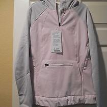 Lululemon Let's Get Visible Hoodie Nwt Blush/silver Spoon Size 8-Retail 228 Photo