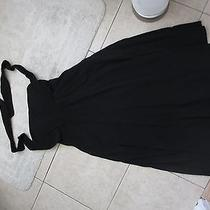 Lululemon Loop De Lulu Dress- Black/white Reversible- Euc- Size 4 Photo