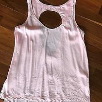 Lululemon Peace of Mind Tank Pretty Light Pink Blush Size 4 Photo