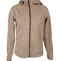 Lululemon Pink Blush Hooded Zip Up Jacket Size 2 Photo