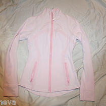 Lululemon Pink Blush Quartz Define Jacket Size 4 Photo