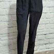 Lululemon Rise & Shine Trouser Dress Pant Black Size 6 Euc Photo
