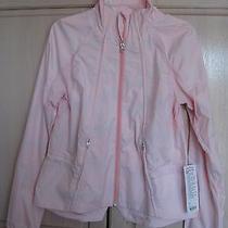 Lululemon Run Travel to Track Jacket - Blush Quartz - Nwt - Sz 6 Photo