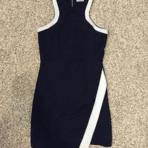 Lulus Navy and White Dress Size Small New Photo