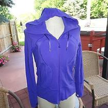 Lux Item Alert     Lulu Lemon Hoodie Jacket - Size 12- Gently Worn Only      Wow Photo