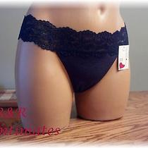 Luxurious Feeling Cosabella Amore Lace Thong One Size Photo