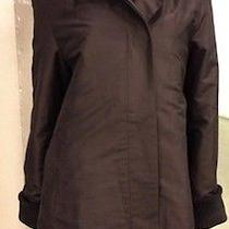 Luxury Black Akris Coat 2 for 1 Photo