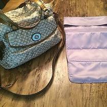 Luxury Gold Addison Lop Art Diaper Bag Photo
