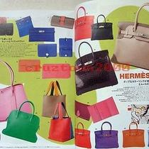 Luxury Handbag Wallet Purses Book Hermes Chanel Louis Vuitton Balenciaga Ysl Lv Photo
