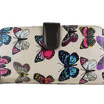 Lydc Anna Smith Ladies Desigener Sparkly Butterfly Clutch Purse Gift Boxed L058 Photo
