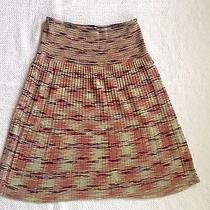 M Missoni a Line Skirt Photo
