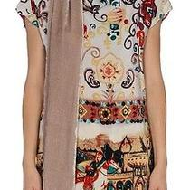 M. Missoni Painted Silk Sicily Scarf Dress   Photo