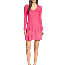 M Missoni Panel Pink Dress Sz 12us Used Once Excellent Condition Like New Photo