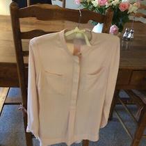 m& S Blush Blouse  Size 8  Photo