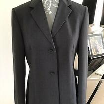m&s Grey Blazer Excellent Condition Size 12 Photo