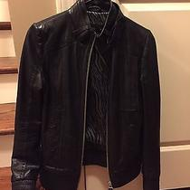 Mackage Hanna P Leather Motorcycle Jacket Photo