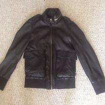 Mackage Leather Jacket Photo