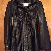 Mackage Leather Jacket  Photo