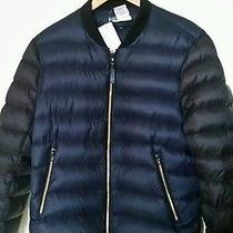 Mackage Mens Spring Two Toned Outwear Bomber Jacket Size 42 Photo