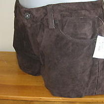 Macy's Blank Nyc Suede Shorts 29 Nwt Photo